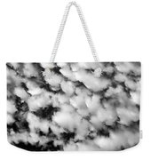 Alltocumulus Cloud Patterns Weekender Tote Bag