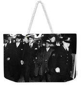 Alphonse Capone (1899-1947) Weekender Tote Bag