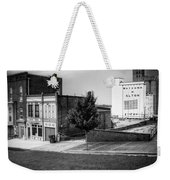 Alton Street In Black And White  Weekender Tote Bag