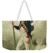 American Continental Soldier Weekender Tote Bag