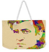 American Legend Johnny Cash Weekender Tote Bag