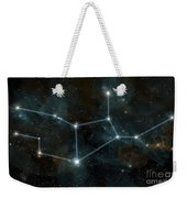 An Artists Depiction Weekender Tote Bag