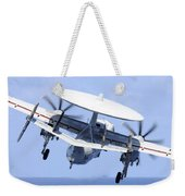 An E-2c Hawkeye Launches Weekender Tote Bag