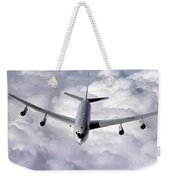 An E-8c Joint Surveillance Target Weekender Tote Bag