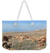 An Island View 3 Weekender Tote Bag