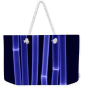 An X-ray Of Bamboo Weekender Tote Bag