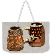 Anasazi Double Mug Weekender Tote Bag