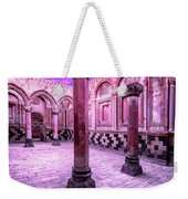 Ancient Evening Weekender Tote Bag