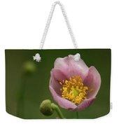 Anemone Japonica  Weekender Tote Bag