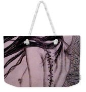 A Feather In The Wind Weekender Tote Bag