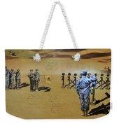 Angels Of The Sand Weekender Tote Bag