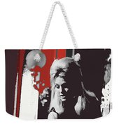 Angie Dickinson Young Billy Young 4 Old Tucson Arizona 1968-2014 Weekender Tote Bag