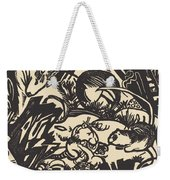 Animal Legend (tierlegende) Weekender Tote Bag