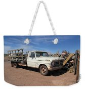 Antique Ford Truck Weekender Tote Bag