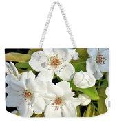 Apple Blossoms 0936 Weekender Tote Bag