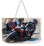 Aprilia Racing Team Gresini Weekender Tote Bag