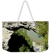 Arch Rock Mackinac Island Weekender Tote Bag