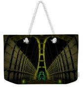 Architecture Weekender Tote Bag
