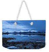 Arctic Reflections Weekender Tote Bag
