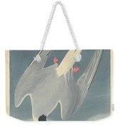 Arctic Tern Weekender Tote Bag