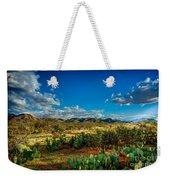 Arizona Sunrise 8 Weekender Tote Bag