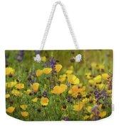 Arizona Wildflowers  Weekender Tote Bag