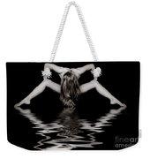 Art Of A Woman Weekender Tote Bag