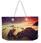 Art Of Landscape Weekender Tote Bag