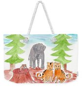 Ashdown Forest, Sussex, England Weekender Tote Bag