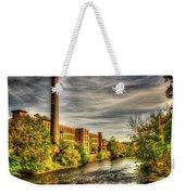 Ashton Mill, Cumberland, Ri Weekender Tote Bag