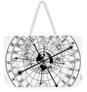 Astronomical Clock Weekender Tote Bag