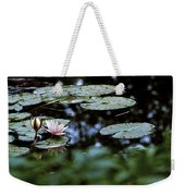 At Claude Monet's Water Garden 6 Weekender Tote Bag