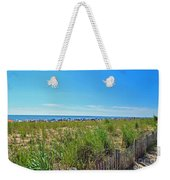 At The Beach Weekender Tote Bag