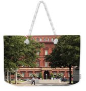 At The National Law Enforcement Officers Memorial In Washington Dc Weekender Tote Bag