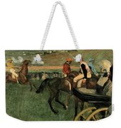 At The Races Weekender Tote Bag