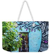 Athens Graffiti Weekender Tote Bag