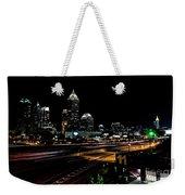 Atlanta Expressway Weekender Tote Bag