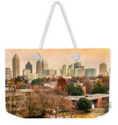 Atlanta - Georgia - Usa Weekender Tote Bag