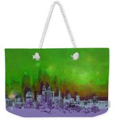 Atlanta Skyline 4 Weekender Tote Bag