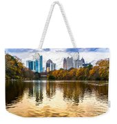 Atlanta - Usa Weekender Tote Bag