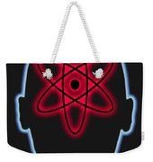 Atom Diagram Weekender Tote Bag