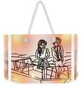 Attrunshka Weekender Tote Bag