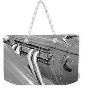Auburn Boattail Speedster Weekender Tote Bag