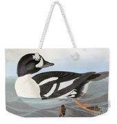 Audubon Duck Weekender Tote Bag
