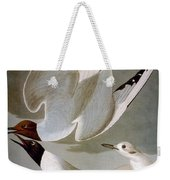 Audubon: Gull Weekender Tote Bag