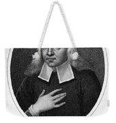 August Hermann Francke Weekender Tote Bag
