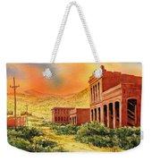 Aurora Ghost Town Nevada Weekender Tote Bag