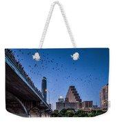 Austin Bat Watch Weekender Tote Bag