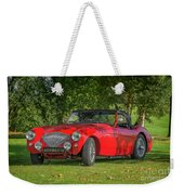 Austin Healey 100 Weekender Tote Bag