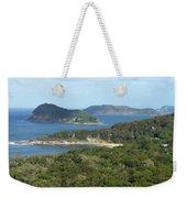 Australia - Broken Bay's Lion Island Weekender Tote Bag